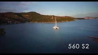 Lagoon 560s2 - Sailing Philippines