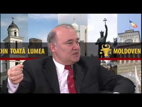 Moldoveni din toata lumea cu Victor Stepaniuc