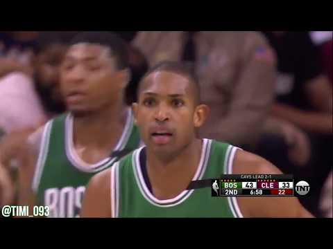 Al Horford R3G4 Highlights vs Cleveland Cavaliers (16 pts, 7 ast)