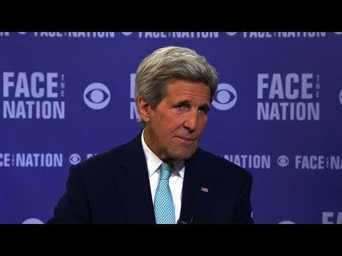 Full Interview: John Kerry, March 27
