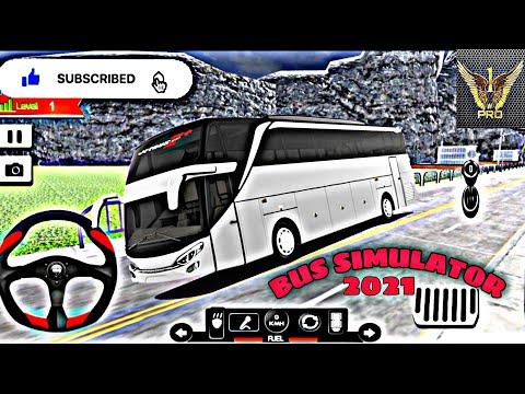 BUS SIMULATOR 2021... Gameplay HD..#games... |