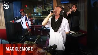 Macklemore & Ryan Lewis - 'Can't Hold Us' feat. Ray Dalton (live on triple j)