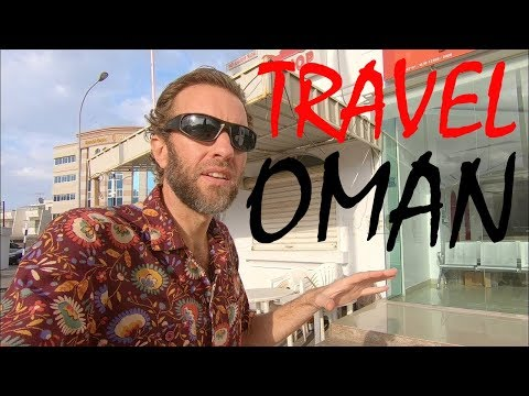 How Expensive is Traveling in OMAN? A Day in Muscat