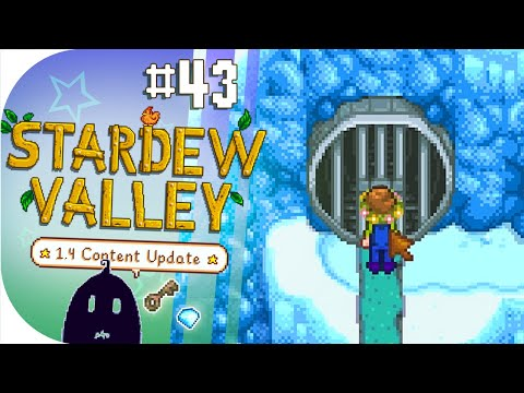 Rusty Key - part 43 ❄️ Let's Play Stardew Valley