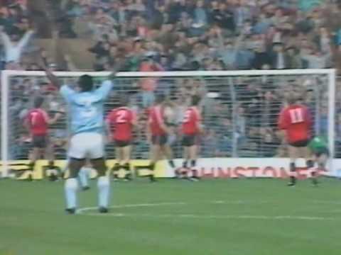 Top 12 Manchester City Goals of the Eighties