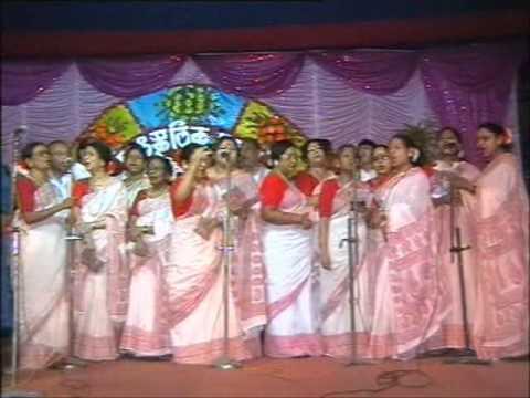 Calcutta Youth Choir   Live Show   Ruma Guha Thakurta   Purono Din By Salil Choudhury