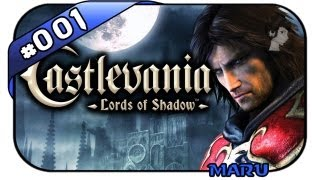Castlevania: Lords of Shadow - Ultimate Edition #001 - Deutsch German - Wolfplage