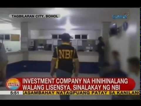 Klikmart Rewards Bohol NBI Raid