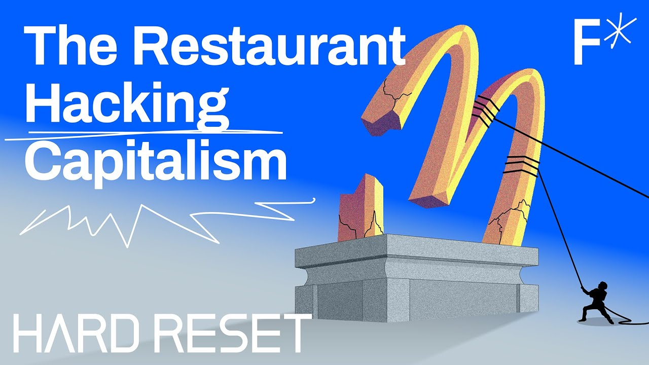 The underdog challenging McDonald's & Wall Street | Hard Reset by Freethink