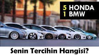 HONDA CİVİC İES / FC5 / FB7 /FD6 - BMW E60 - İZMİR | HD