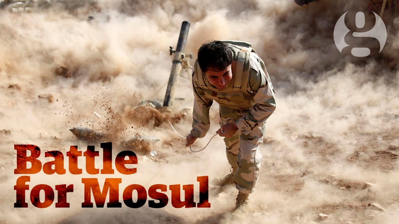 Download Battle For Mosul
