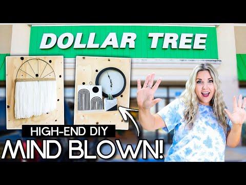 Impress Everyone With 10 Crazy Good Dollar Tree DIYs