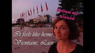 I'm back in Vientiane, Laos! | Travel Vlog | Vlogmas
