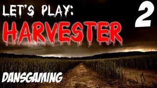 Harvester Walkthrough - Part 2 - Let