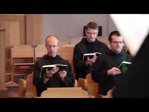 Evening Prayer at Conception Abbey