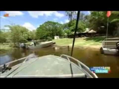 Modisa Wildlife Project / Große Städte, Große Träume - Valentin in Botswana  part 1 of 2