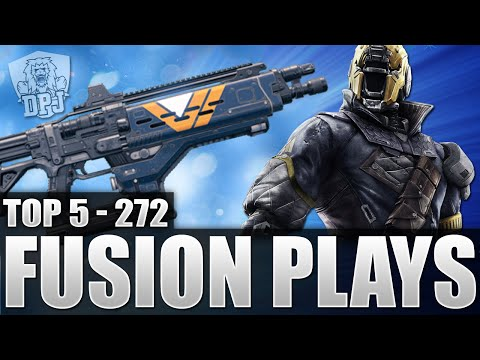 Destiny: Are Fusions Taking Over? Top 5 Fusion Rifle Plays Of The Week / Episode 272