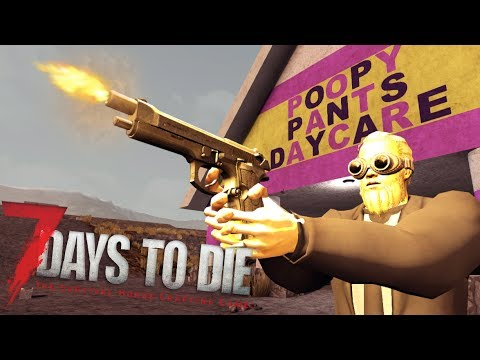 FEELING LUCKY | Let's Play 7 Days to Die Part 1 | First look - New game | Alpha 16