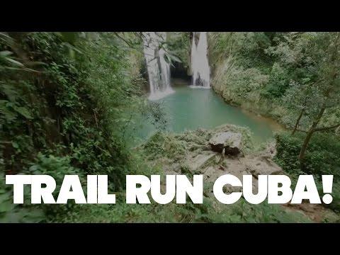 TRAIL RUN EN CUBA POR ETAPAS :)
