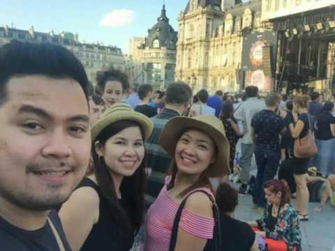 My Europe Asia Trip
