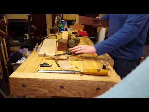 Making a Double Iron Jack Plane - Part 4 - Bottom Layout and Opening the Mouth