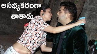 Anushka Sharma Sexual Harrassment Case Against Karan Johar || TFC