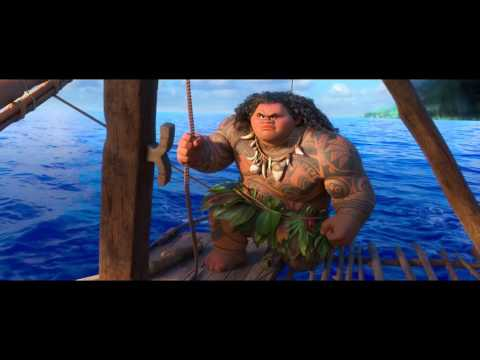 Moana - The Story of Maui and the Heart