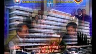 Lagu Jabatan Pelajaran Negeri Sabah (MTV Karaoke - Minus 1)