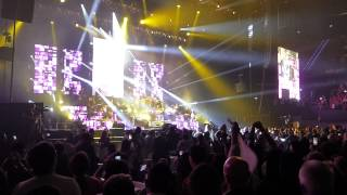 Marc Anthony Concert Ahoy Rotterdam Netherlands/ Vivir mi vida