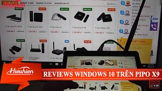 hieuhien vn reviews hệ điều hnh windows 10 trn pipo x9