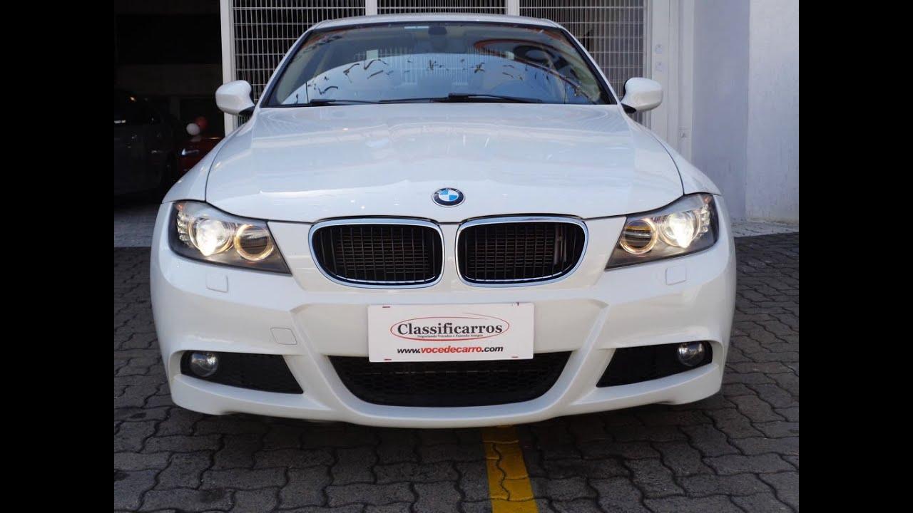 BMW 318i 20 16v Automtico  2012  YouTube