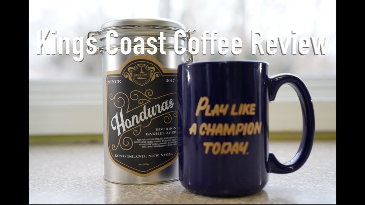 I Tried Kings Coast Barrel Aged Coffee And It Was