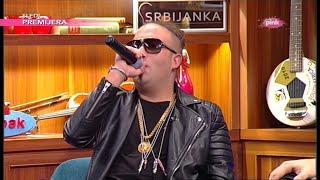 Ami G Show S09 - Rasta i Ognjen pevaju preko autotune uredjaja