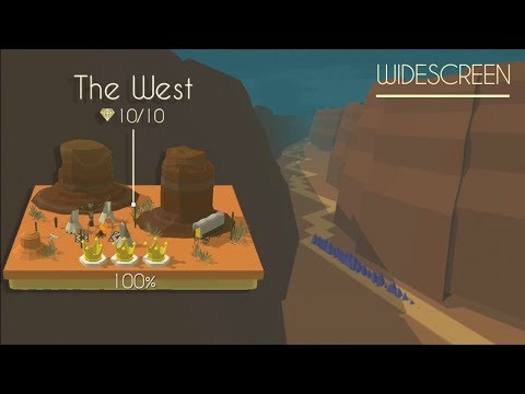 Dancing Line - The West (Widescreen)