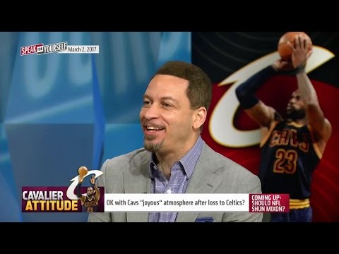 Ok with Cavaliers 'joyous' atmosphere after loss to Celtics? | SPEAK FOR YOURSELF