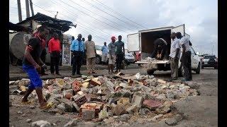 Apapa Gridlock : Situation worsens as traffic management turns money-making venture