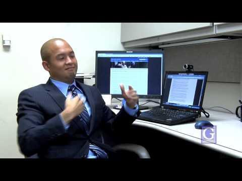 Internship Story With Thomas Mun At Booz Allen Hamilton - 2010