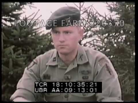 Military Weather Station 220370-02.mp4 | Footage Farm