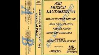 Asii muzicii lautaresti (1994 Pitesti)