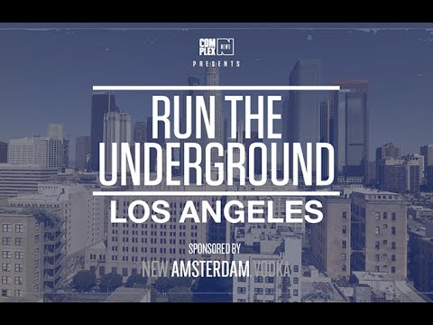 Complex News Visits Los Angeles With Chevy Woods | Run the Underground