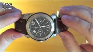 видео Часы Pierre Cardin