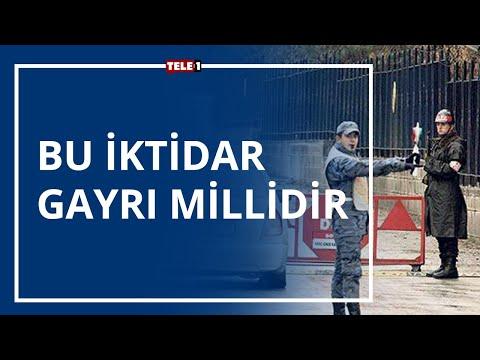 """Türker Ertürk """"TSK'ya kumpas kuran bu iktidardır"""""""