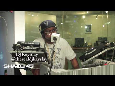 Dj Kayslay / Slim thug SiriusXM 8/3/16