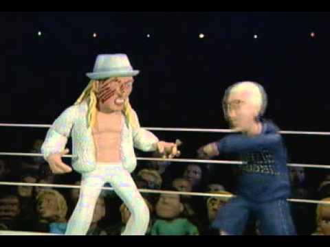 Celebrity Deathmatch: Kid Rock VS Eminem on Vimeo