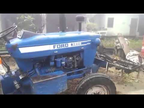 Ford 3600 tractor punjab india uk europe usa farm jatt agriculture