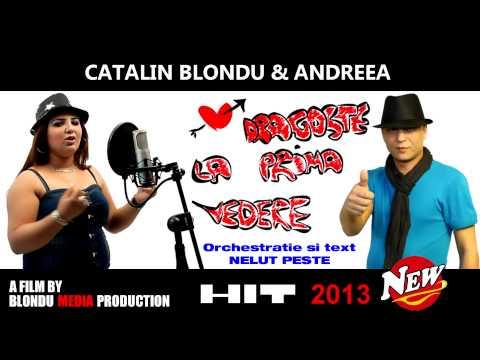 Andreea & Catalin Blondu - Dragoste la prima vedere !