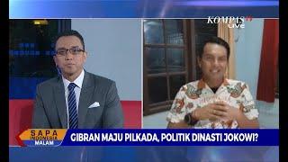 [DIALOG] Gibran Maju Pilkada, Politik Dinasti Jokowi? (1)