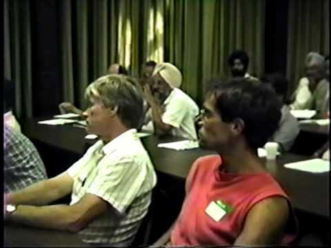 First Canadian Punjabi Conference 5-1