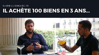 IL A ACHETÉ 100 BIENS IMMOBILIER EN 3 ANS ! thumbnail