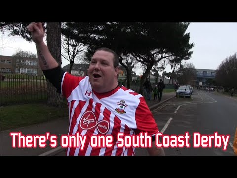 There's only one South Coast derby (Bournemouth - Southampton)